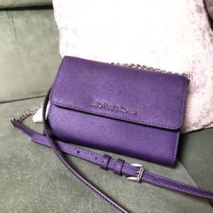 Michael Kors Jet Set Large Phone Crossbody